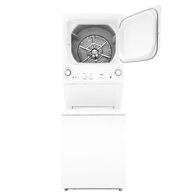 Torre-de-lavado-y-secado-MABE-37-Lb-blanca